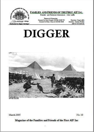 DIGGER 10 titlepage