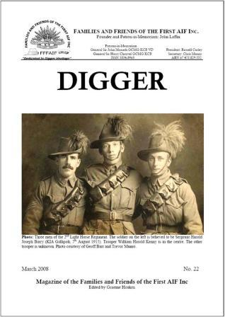 DIGGER 22 Cover