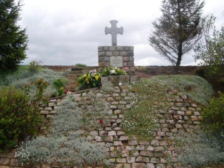 \'Little Cross\' at Bullecourt