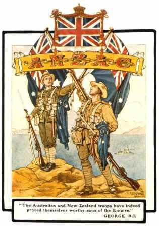 An introduction to the history of the anzac legend gallipoli