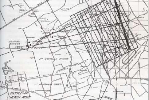 menin-road-1 creeping barrage diagram  #14