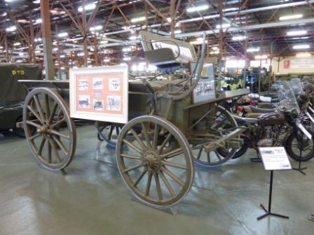 Bandiana Museum_1916 Wagon_web