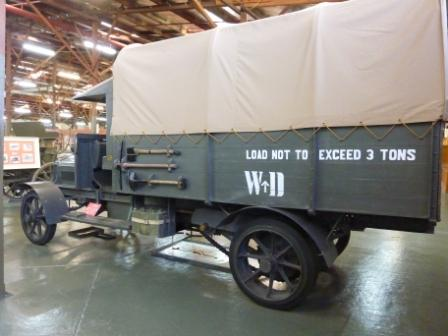Bandiana Museum_Albion A10 Lorry_web